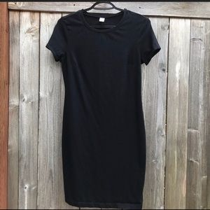 Old Navy fitted  T-shirt dress